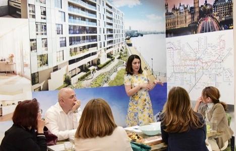 Barratt London emlak projelerini tanıtıyor!