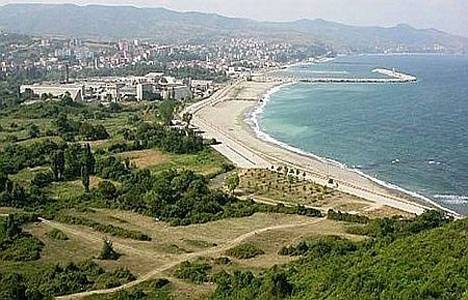 Filyos Limanı projesi