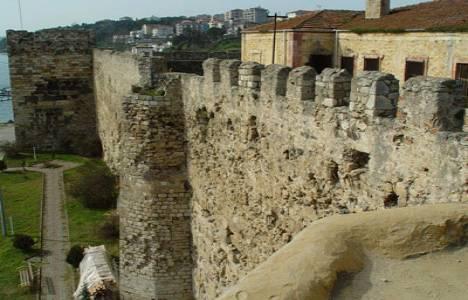 Sinop'ta kalekondular kentsel dönüşüm kapsamında yıkılacak!
