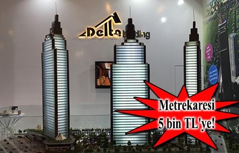 Delta Dubai Tower Nisan sonunda satışta!