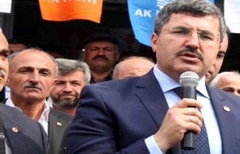 Ali Özkaya Dinar'daki