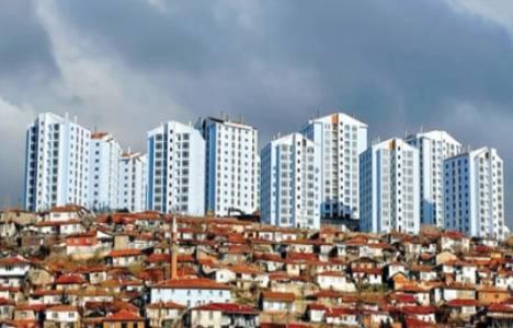 Kentsel dönüşüm nüfusu rekor kırıyor!