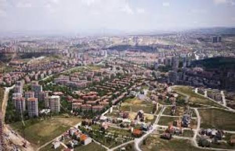 Konutta en fazla büyüme Ankara'da yaşanıyor!