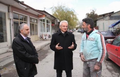 Erzincan'da kentsel dönüşüm çalışmaları başladı!