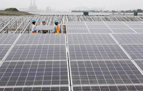 Güneş enerjisi yatırımı için 6 milyar Euro'luk talep geldi!