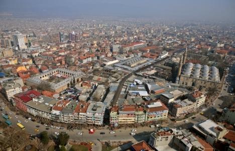 Osmangazi kentsel dönüşümde
