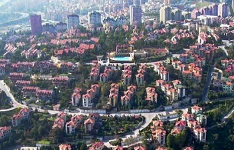 Bahçeşehir, lüks konut