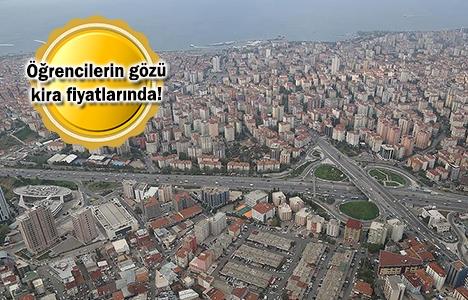İstanbul'da kiralık daire