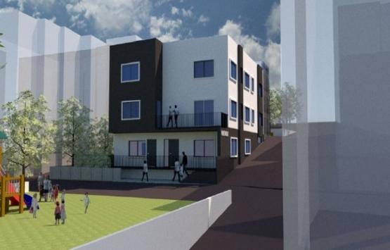 Bursa Yeşilyayla Aile Sağlığı Merkezi'nin inşaatı yüzde 60 tamamlandı!