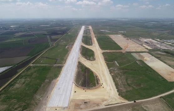 Çukurova Havalimanı ihalesinde teklif süresi ertelendi!
