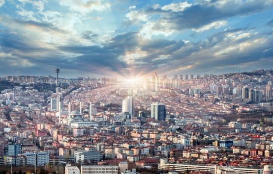 İlçe ilçe Ankara'da