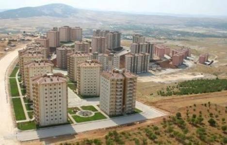 TOKİ Erzurum'da 579