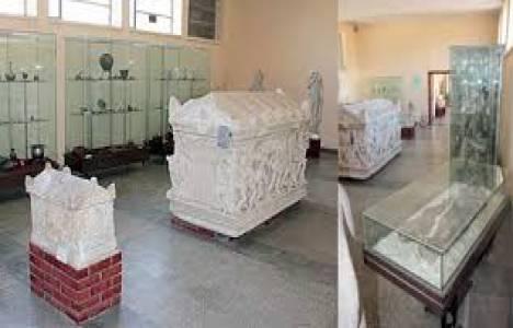 Manisa İl Özel İdare bahçesine yapılacak Arkeoloji ve Etnografya Müzesi Bakanlık tarafından onaylandı!