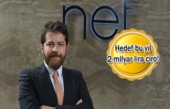 NEF'in yeni projeleri