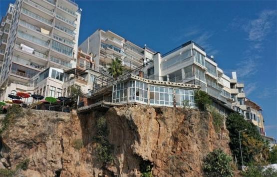 Antalya Muratpaşa'daki 206 riskli bina tehlike saçıyor!