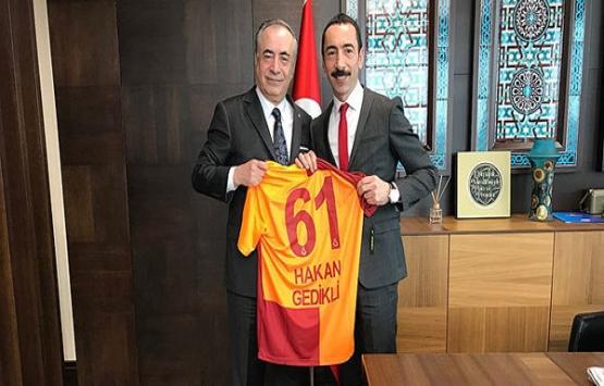 Mustafa Cengiz'den Hakan