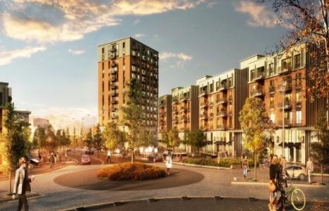 Sinpaş Finans Şehir projesinin lansmanı 28 Eylül'de!
