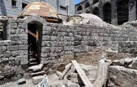 Kayseri Gevher Nesibe Hatun Hamamı restoran olacak!