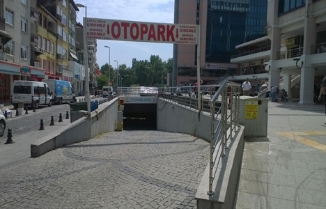 Belsa Otopark'ı 3
