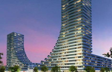 Bursa Harmony Towers'da