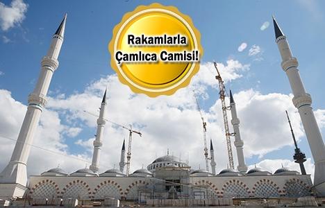 Çamlıca Camisi'nde sona