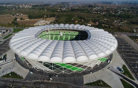 Yeni Sakarya Stadyumu bugün açılıyor!