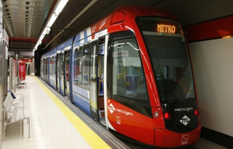 Mahmutbey-Esenyurt metro hattı bin 80 günde tamamlanacak!