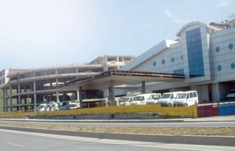 Trabzon'da otel yerine