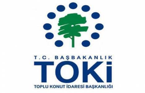 TOKİ Kayseri cami ve büfe yapım işi ihalesi 5 Kasım 'da!