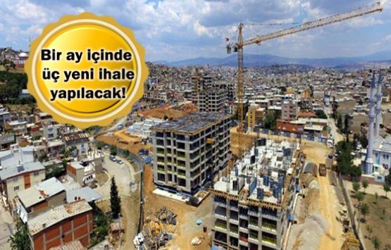 İzmir'de kentsel dönüşüm vites büyüttü!