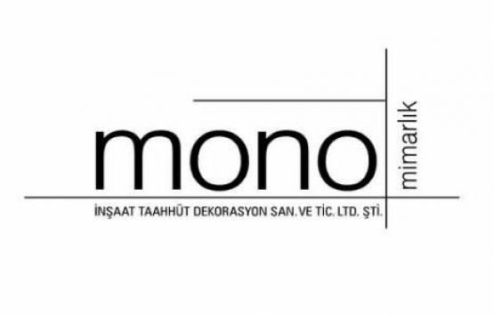 Mono Mimarlık'tan iki yeni proje geliyor!