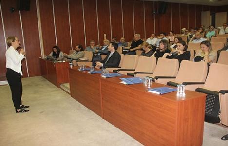 Gölcük'te kentsel dönüşüm semineri düzenlendi!