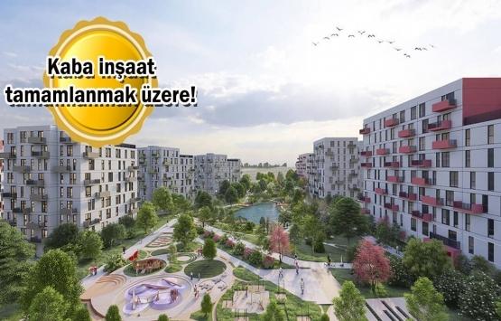 KİPTAŞ Silivri 4. Etap'ın inşaatında 6 ay geride kaldı!