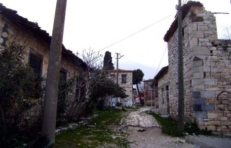Didim'deki tarihi taş evlerde yıkıntılar meydana geliyor!