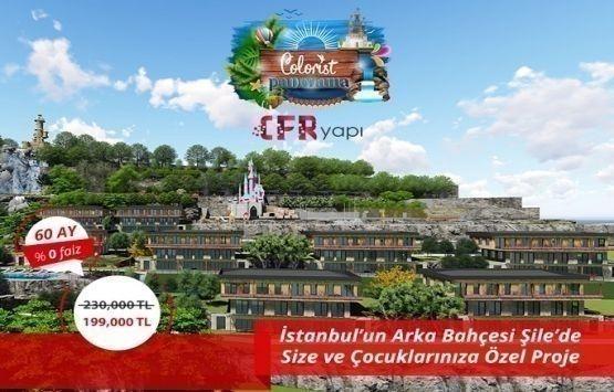 Colorist Panorama Şile'de