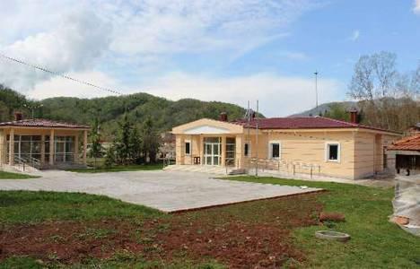 Bartın'ın belde ve köylerinde Aile Sağlığı Merkezleri inşa ediliyor!