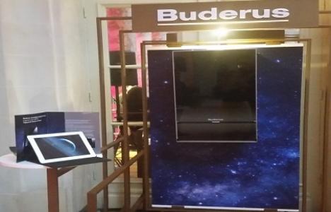 Buderus'un yeni ürünü