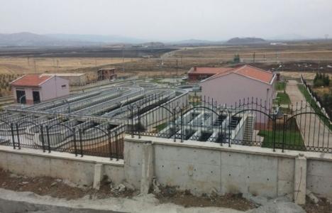 Gaziantep Nurdağı'na atıksu