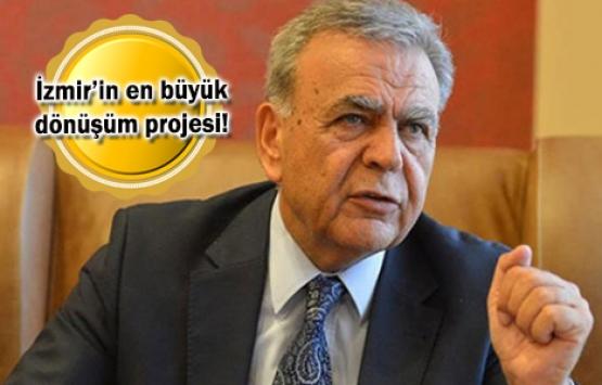 İzmir Gaziemir Aktepe-Emrez dönüşüm projesi tanıtıldı!
