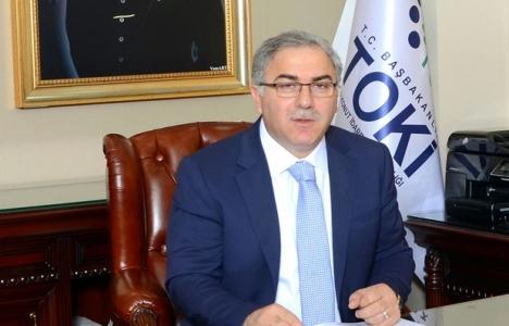 TOKİ Kastamonu'ya emekli