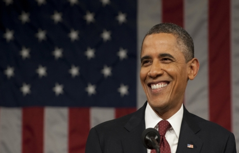 Barack Obama, Washington'da