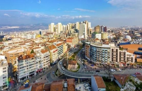 Bursa'da ortalama konut fiyatı 280 bin 260 TL'den başlıyor!