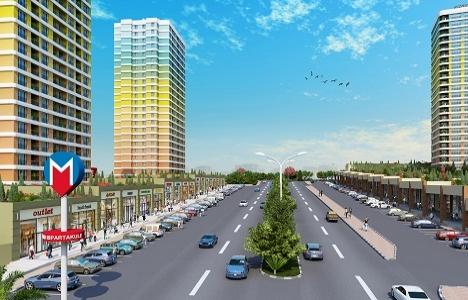 Ispartakule metro hattı Bizim Evler 6'ya komşu olacak!