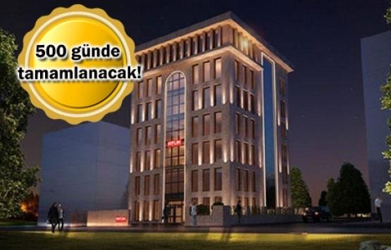 RTÜK'e 7.1 milyon liralık hizmet binası!