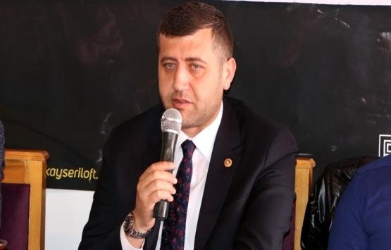 Ankara-Niğde Otoyolu'ndan Kayseri'ye bağlantı yapılması önerisi TBMM'de!