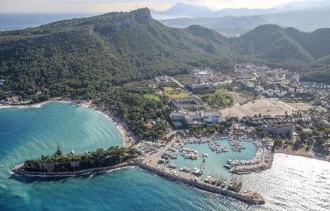Antalya'da konut sektörüne