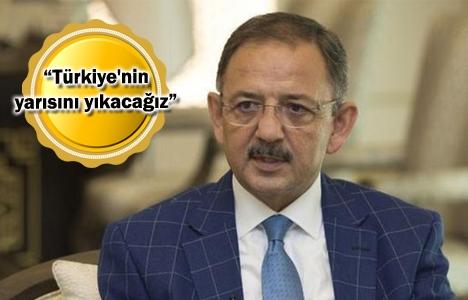 Mehmet Özhaseki: Yapacağımız