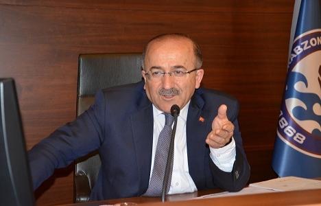 Büyükşehir Belediyesi Trabzon'u imar ediyor!
