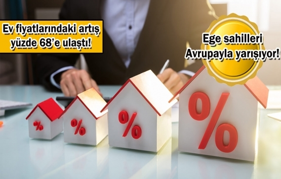 Ev fiyatları en çok hangi ilçelerde arttı?