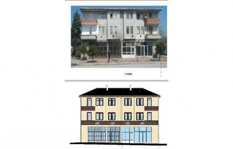 Kartepe'de 600 binanın cephe iyileştirme projesi hazırladı!